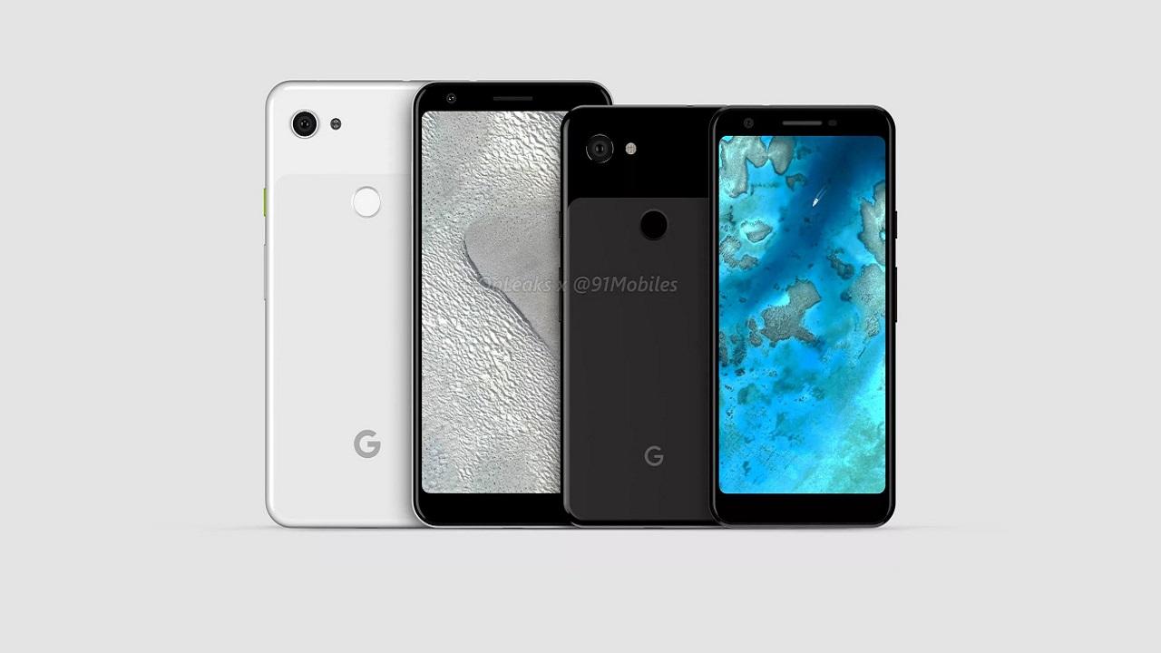 Se filtra un tercer color del Google Pixel 3A, Iris púrpura