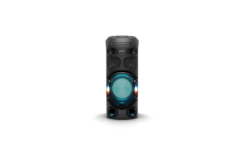 Sony MHC-V42D, karaoke