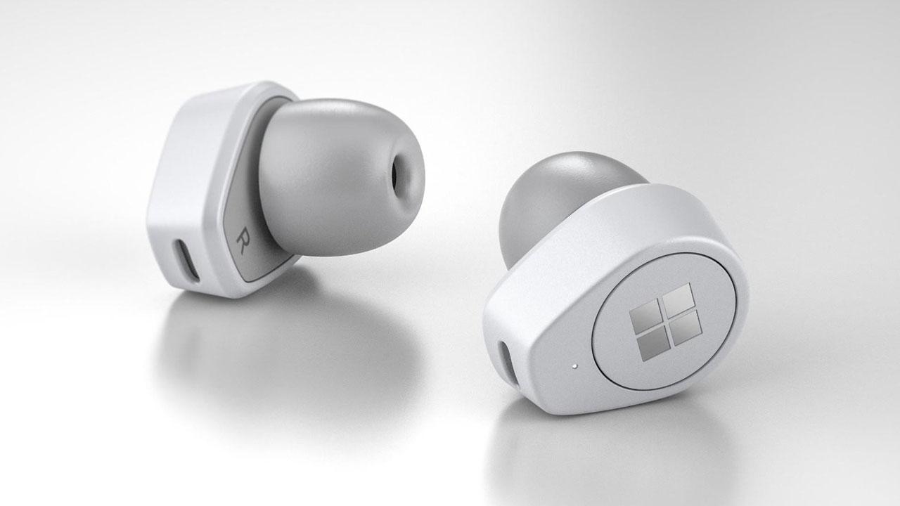 Surface Buds, Microsoft planea sus propios audífonos True-Wireless