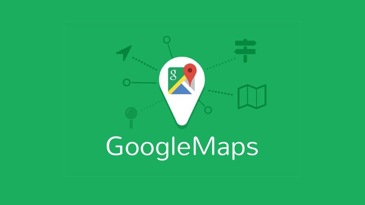 google maps para el metro