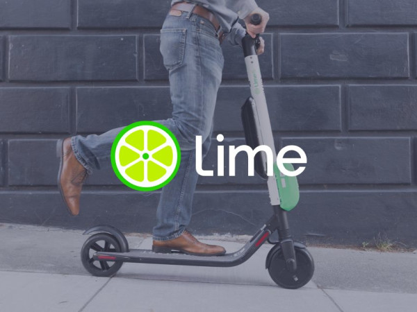 patinetes lime