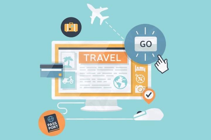 viajes online