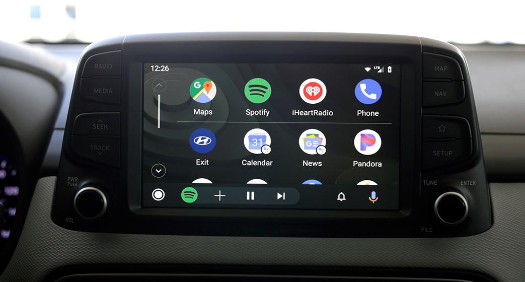Android Auto al fin recibe un lavado de cara