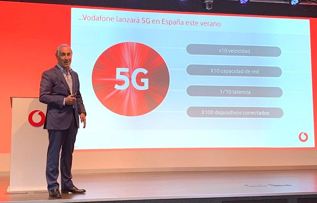 CEO de Vodafone España - António Coimbra