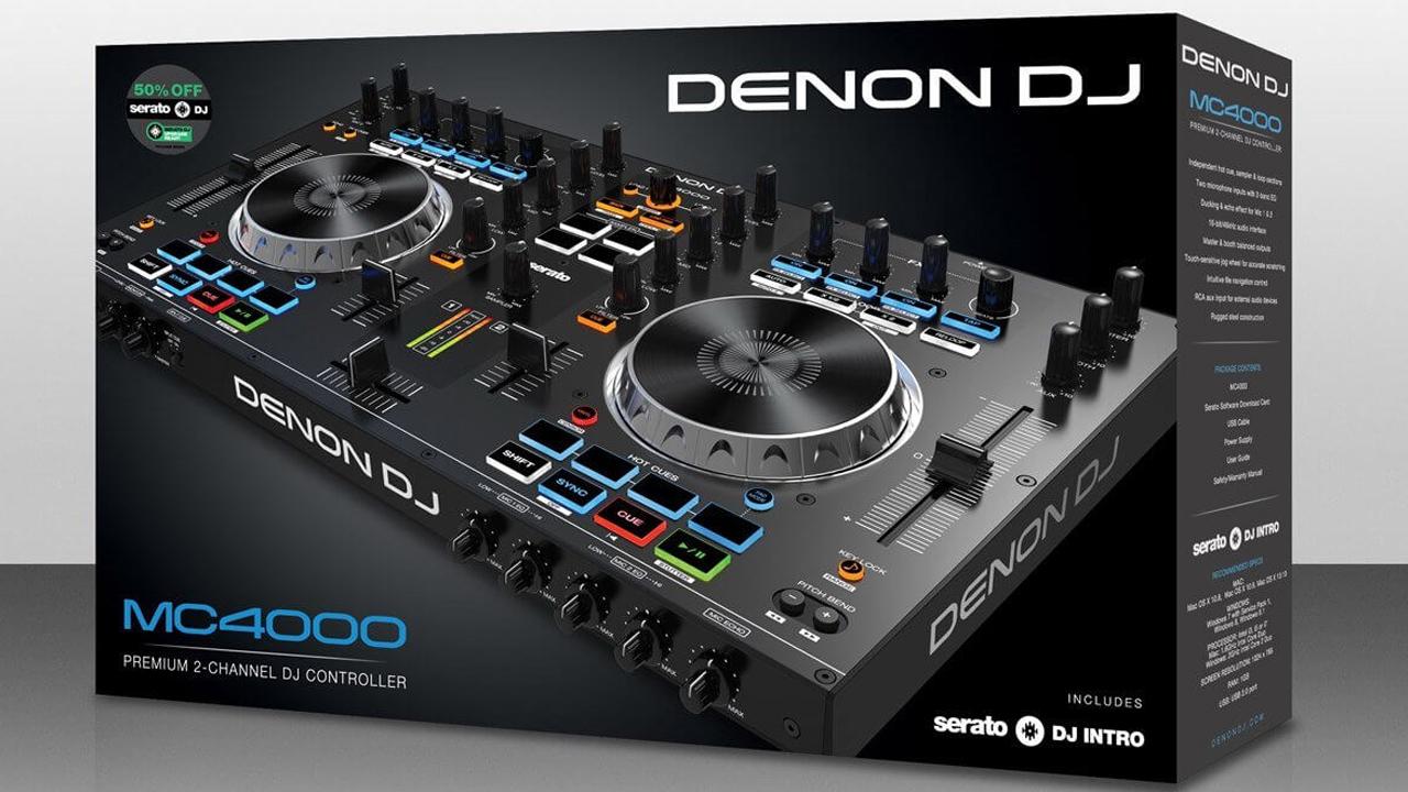 Denon MC4000