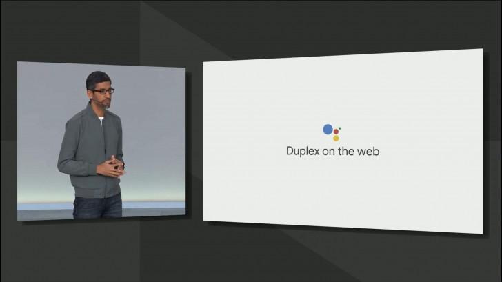Duplex on the web