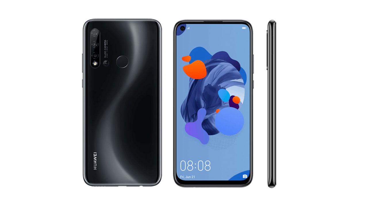 El Huawei P20 Lite 2019 se deja ver con un aspecto renovado