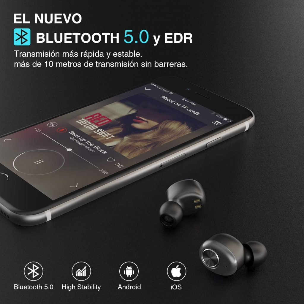 Enacfire E18, Bluetooth