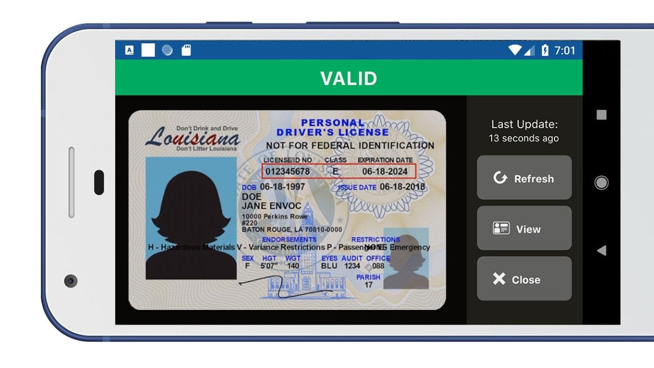 Google traerá identificaciones electrónicas a Android