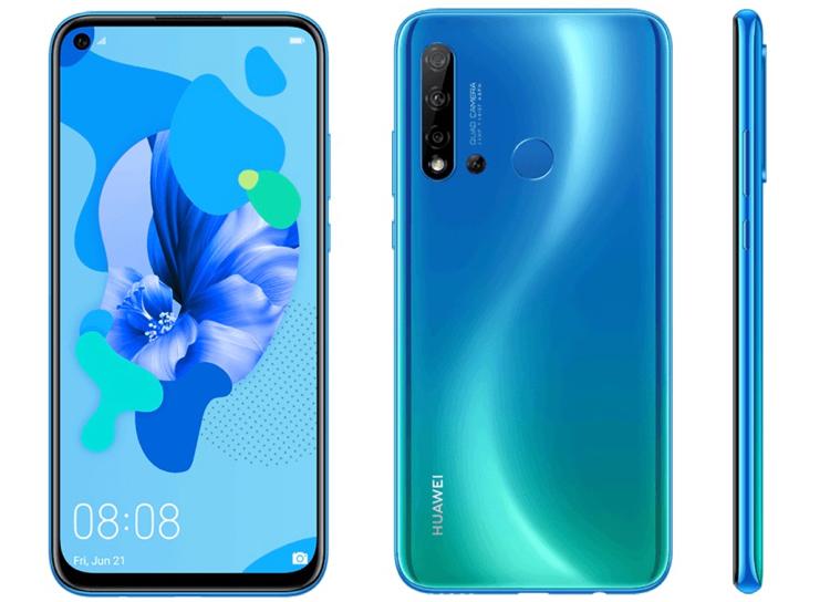 Huawei P20 Lite 2019 - Azul