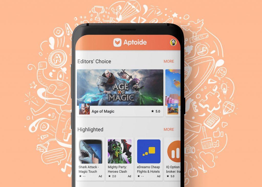 Huawei apostaría por Aptoide y la AppGallery