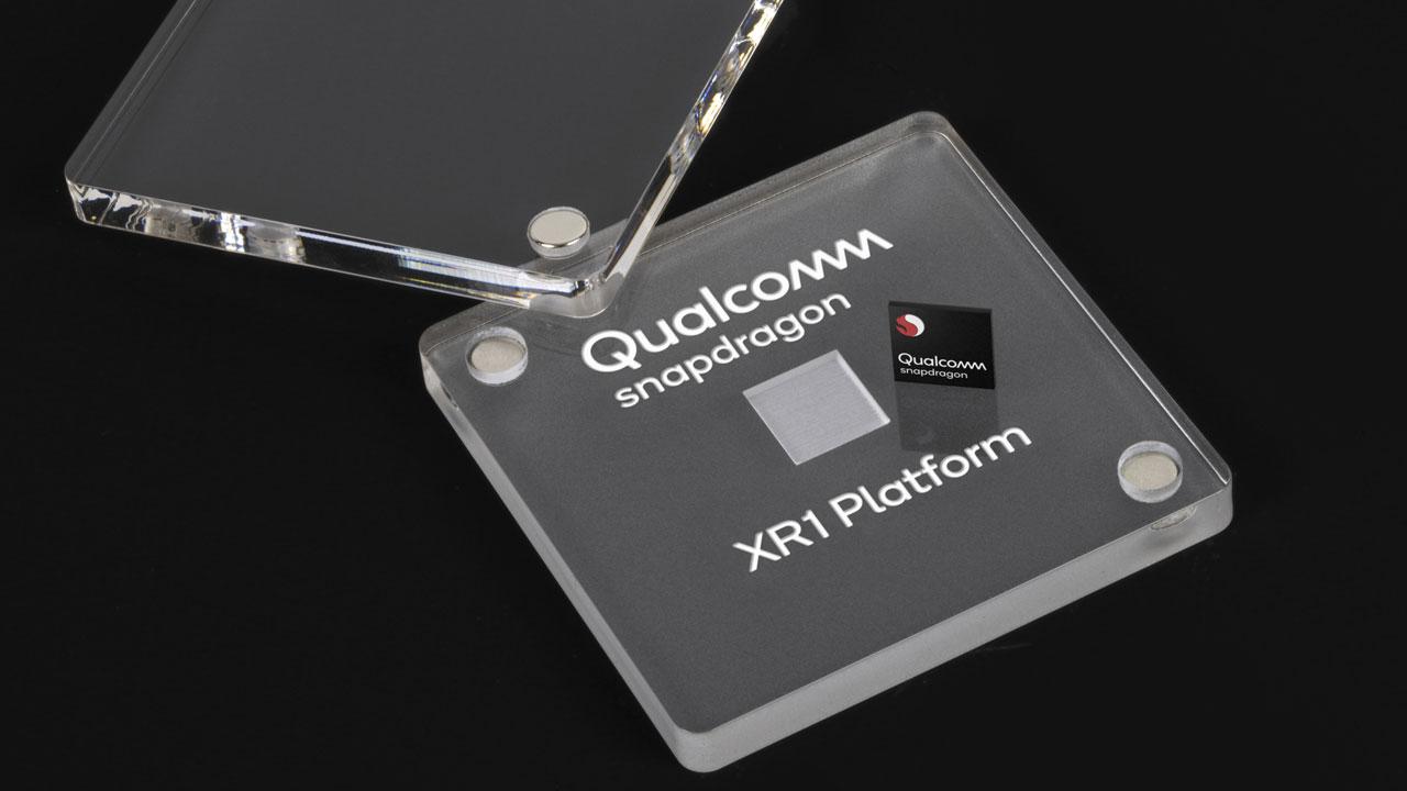 La plataforma Snapdragon XR1 impulsará las gafas XR de Google