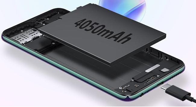 Lenovo Z6 Youth Edition - Batería