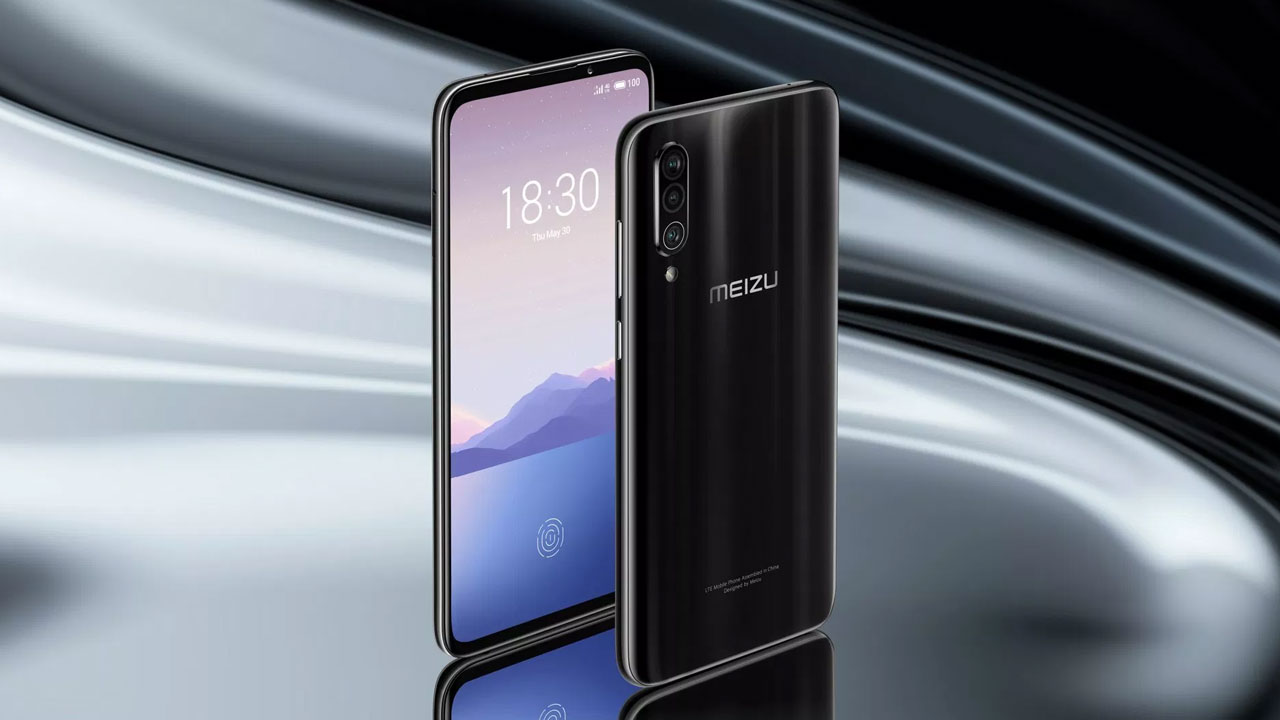 Meizu 16Xs, la compañía estrena su primer móvil con cámara triple