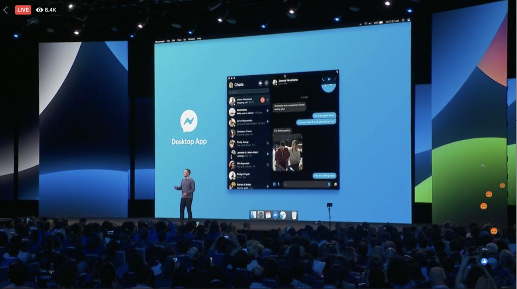 Messenger - App para Windows y Mac