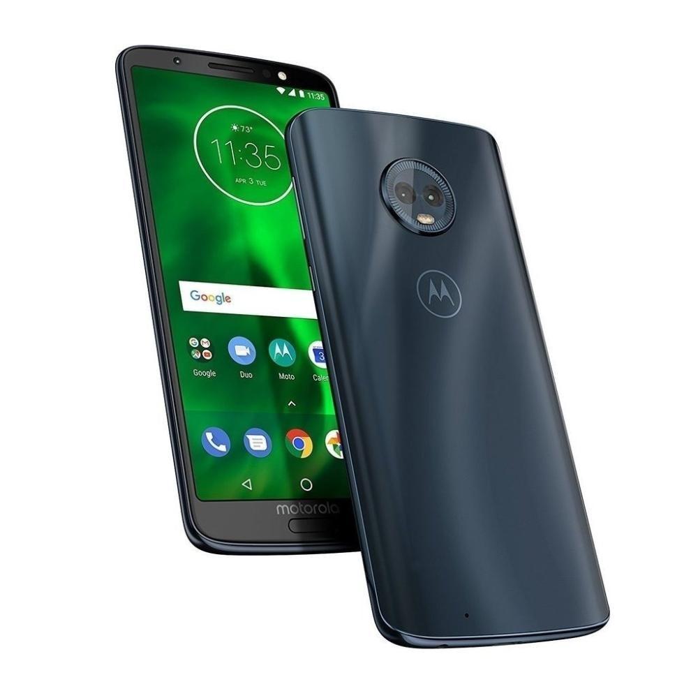 Motorola Moto G6+ Azul