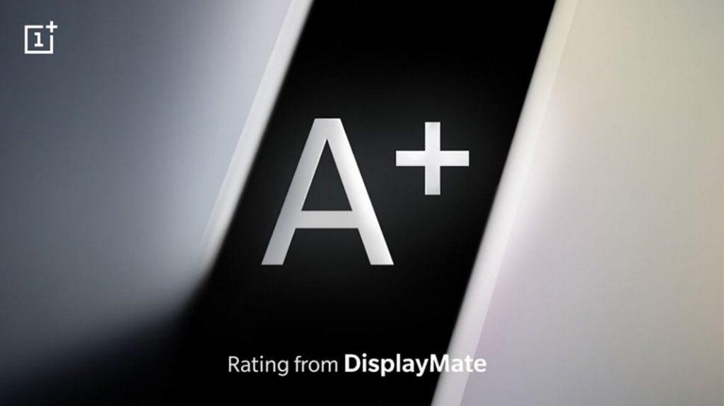 OnePlus 7 Pro - calificación en DisplayMate
