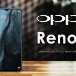 Oppo Reno Z, una versión económica y sin cámara emergente angular