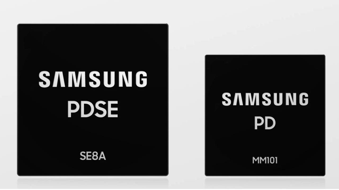 Samsung Chips USB-C