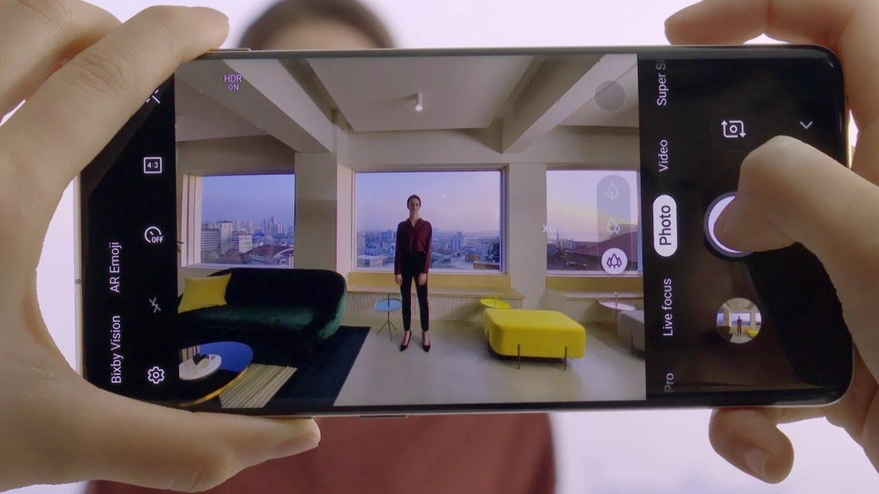 Samsung ya produce módulos de cámara con Zoom óptico 5X