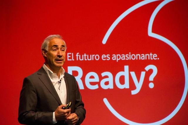 Vodafone - el futuro es apasionante