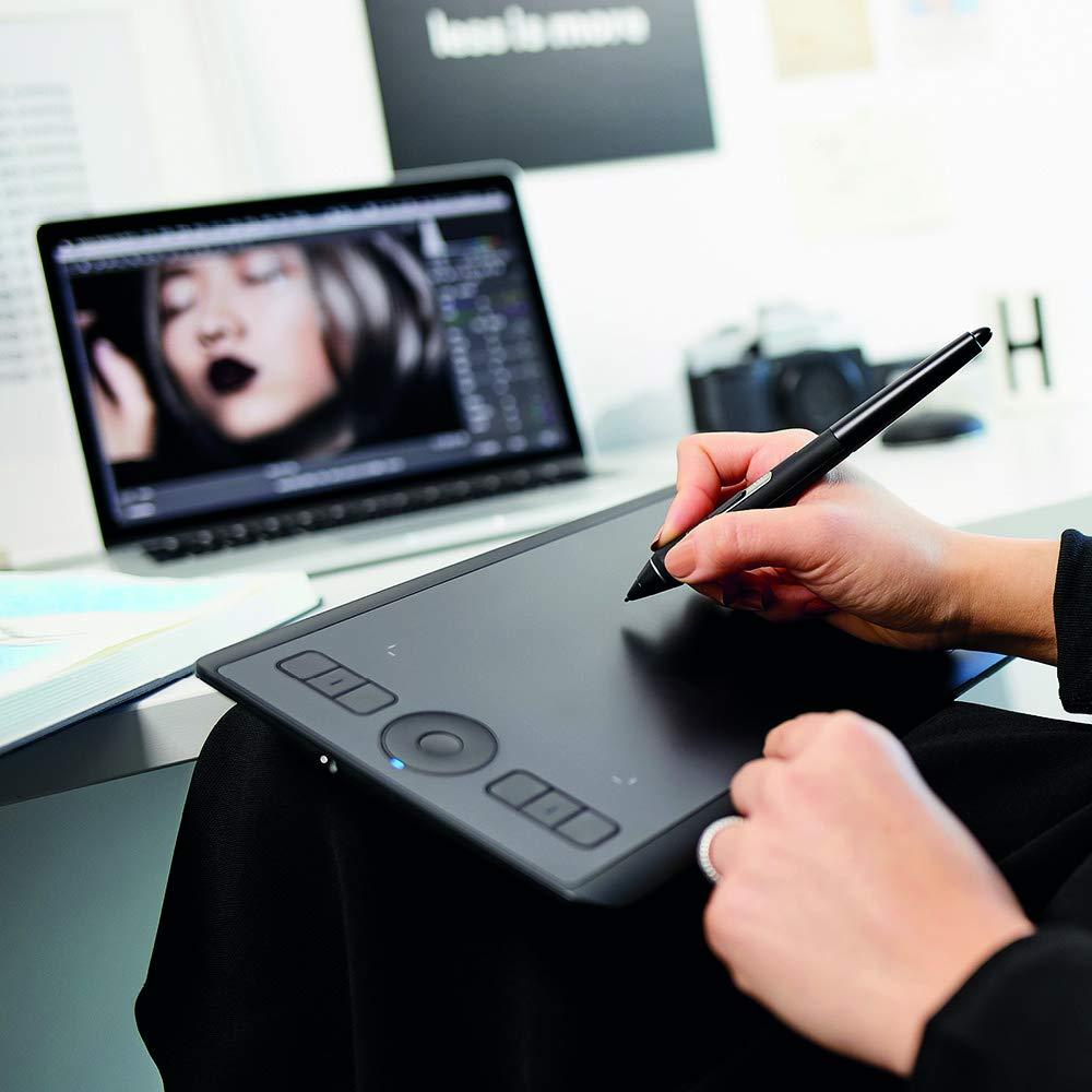 Wacom Intuos Pro S Una Tableta Gr 225 Fica Con Un Rendimiento