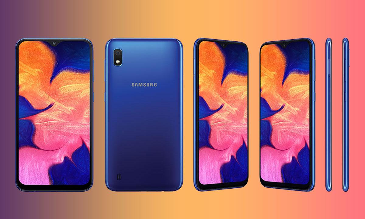 Anunciado el Samsung Galaxy A10e, un modelo más compacto y económico