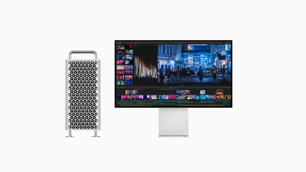 Apple Mac Pro y Pro Display XDR