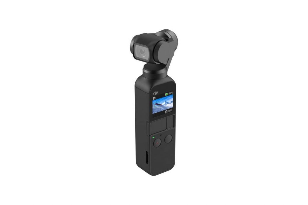 Dji Osmo Pocket, estabilizador