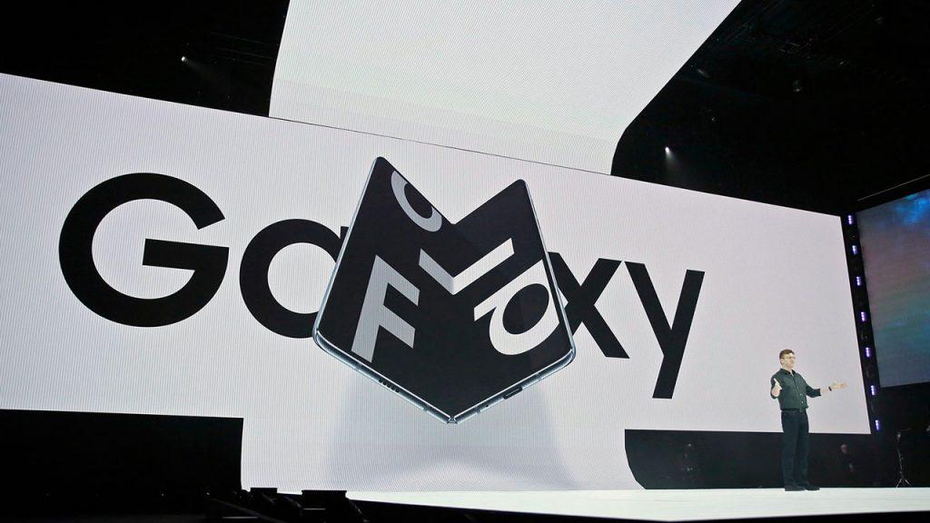 Galaxy Fold 2 en 2020