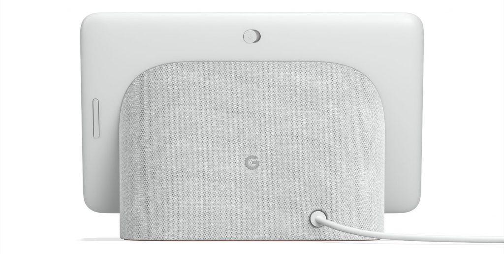 Google Nest Hub - Diseño