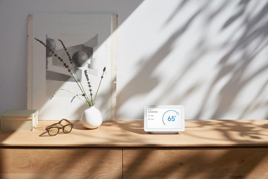 Google Nest Hub - Domótica y funciones de Nest