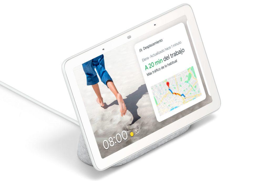 Google Nest Hub - Funciones de Google