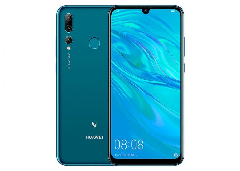 Huawei Maimang 8 - Diseño