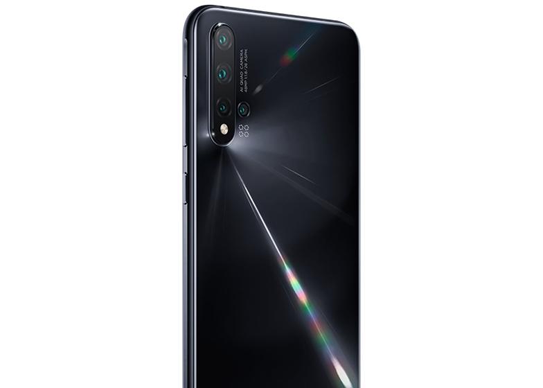 Huawei Nova 5 Pro - Cámaras