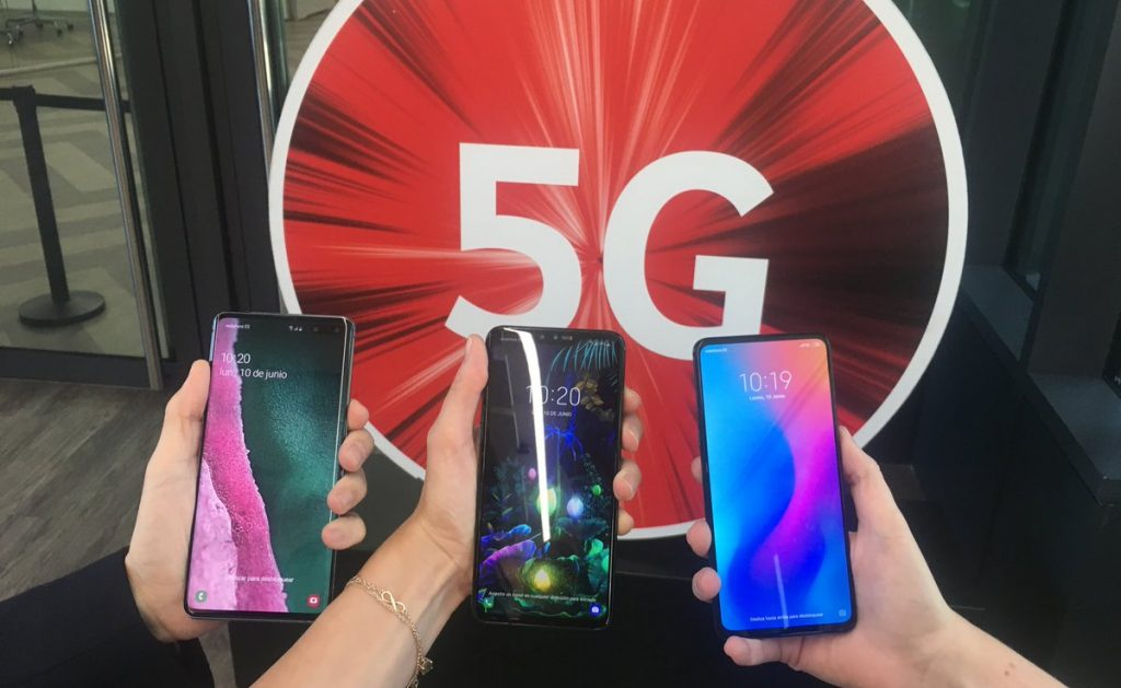 Móviles 5G - Vodafone