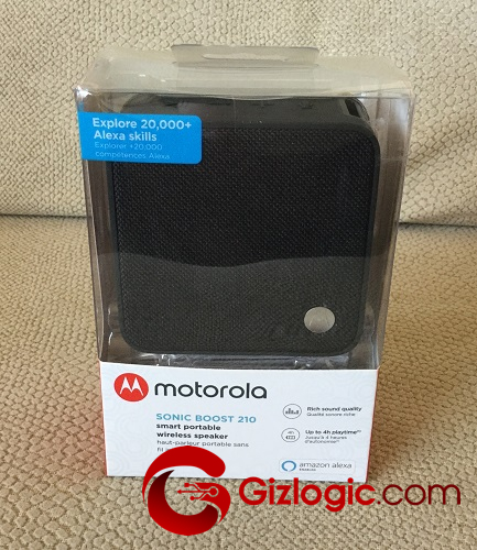 Motorola Sonic Boost 210