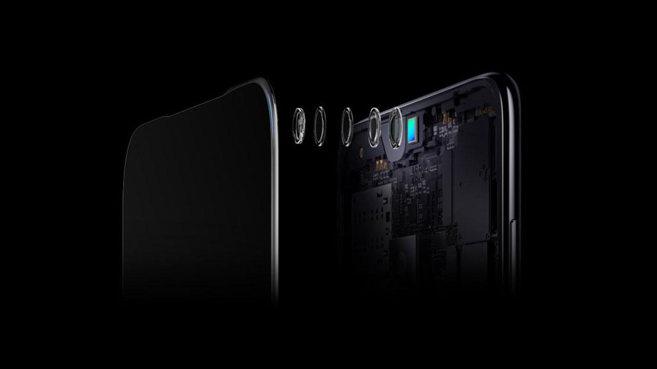 Oppoy Xiaomi presumen sus cámaras bajo pantalla
