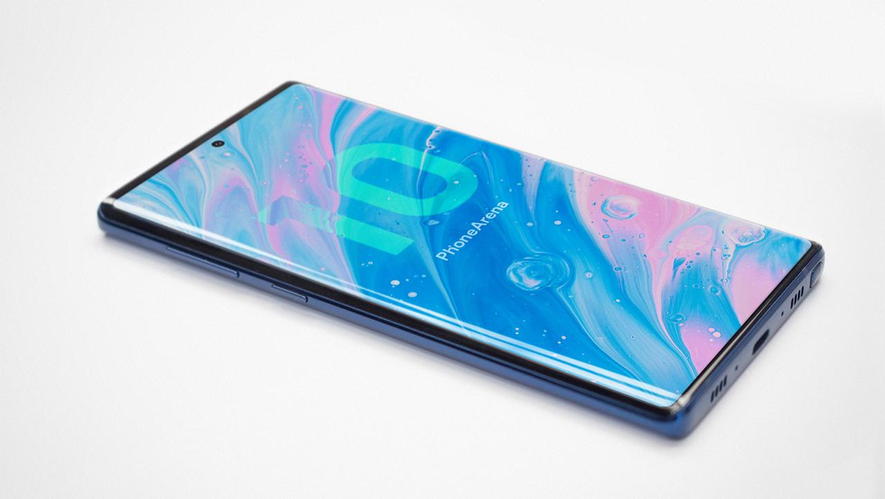 Samsung Galaxy Note 10, todo lo que sabemos hasta ahora