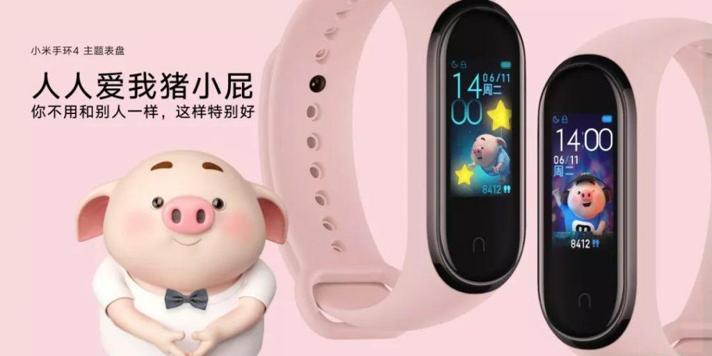 Xiaomi Mi Band 4 - Funciones