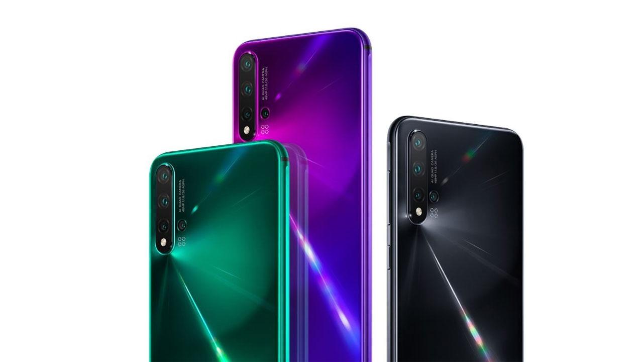 Ya están con nosotros los nuevos Huawei Nova 5, Nova 5 Pro y Nova 5i