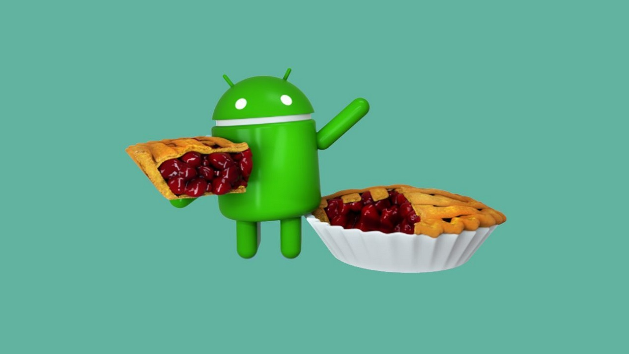móviles samsung android 9 pie