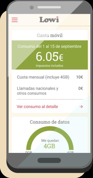 lowi app 60 gb gratis