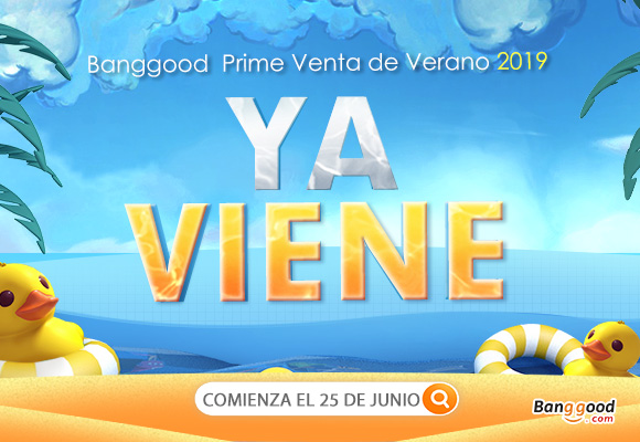 promocion summer sale de banggood