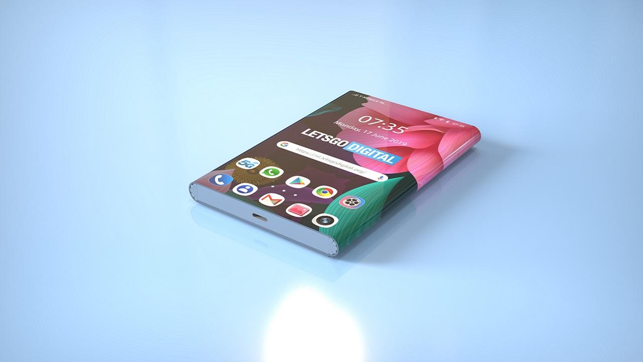 segundo smartphone plegable de huawei