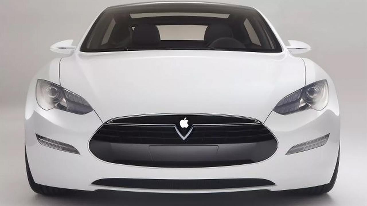 Apple suma nuevas patentes para Project Titan, su auto del futuro