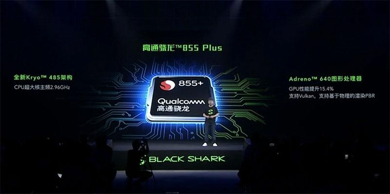 BlackShark2 Pro - Snapdragon 855 Plus
