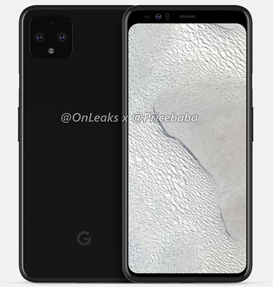 Pixel 4 XL - Diseño