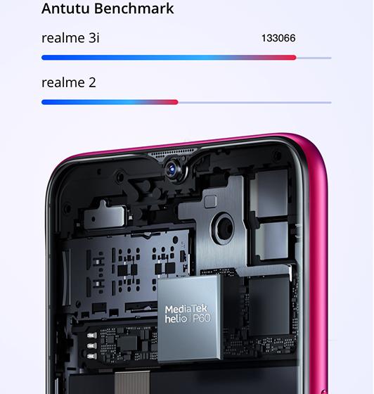 Realme 3i - Hardware