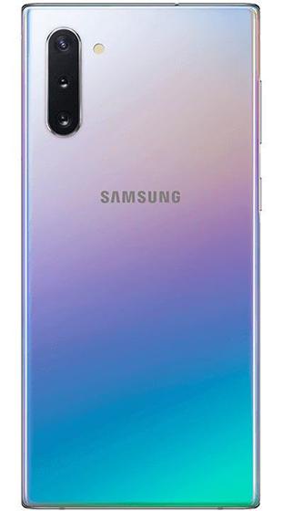 Samsung Galaxy Note 10 - Cubierta trasera
